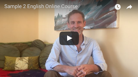 "Sample 2 – Online Course ""Essences"""