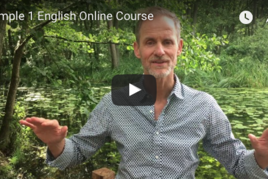 "Sample 1 – Online Course ""Essences"""