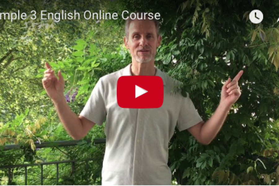 "Sample 3 – Online Course ""Essences"""